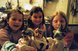 Kinder Keramik Fotox